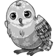 Teen(one)Spotted Owlet