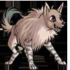 Adult5Brown Hyena