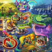 World 12 map