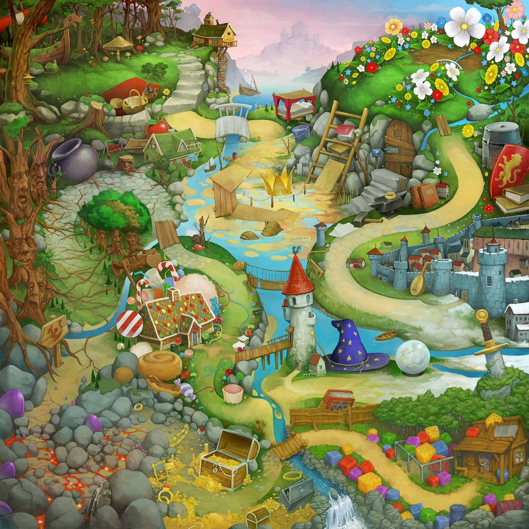 Mystic Path (world)   Pet Rescue Saga Wiki   FANDOM powered