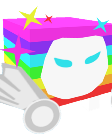 Dominus Rainbow Pet Simulator 1 Pet Simulator Wiki Fandom
