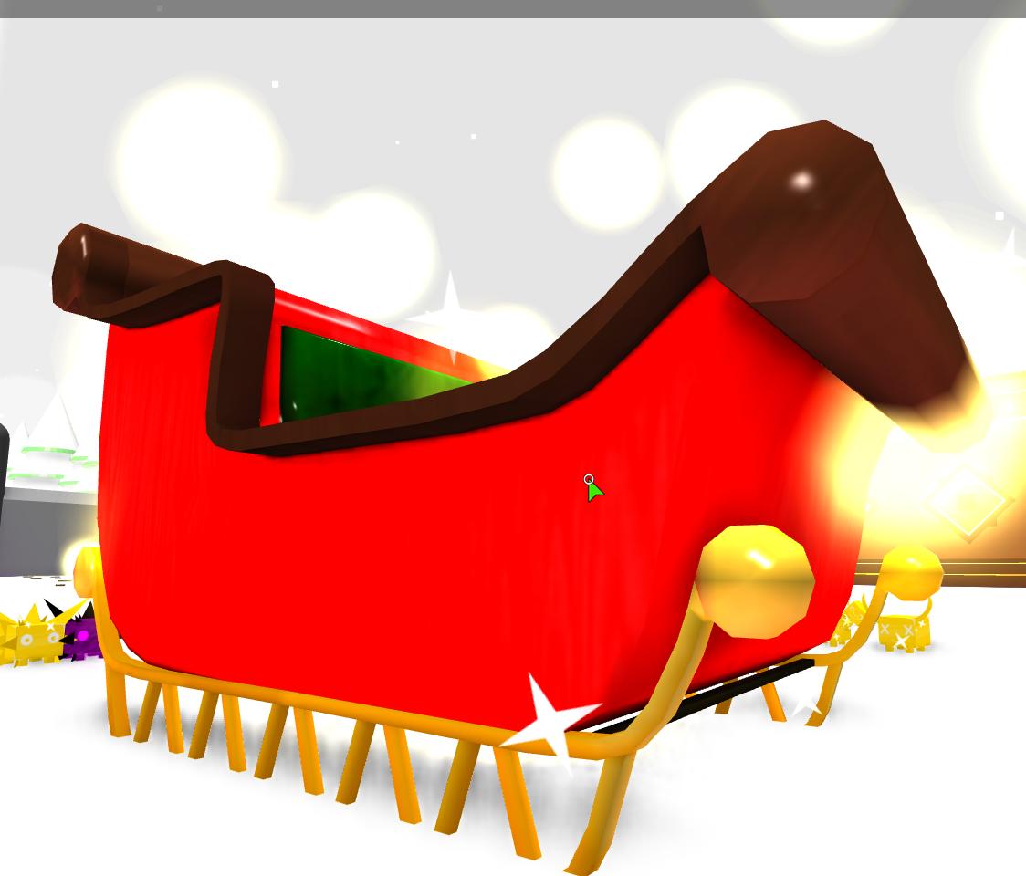 Christmas Sleigh   Pet Simulator Wiki   FANDOM powered by Wikia