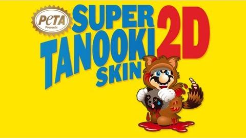 Let's Play Live - Super Tanooki Skin 2D - MARIO KILLS TANOOKI!