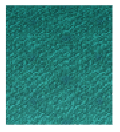 Teal Thick Pile Carpet Floor
