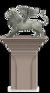 Venetian Lion Statue