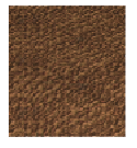 Brown thick pile carpet floor