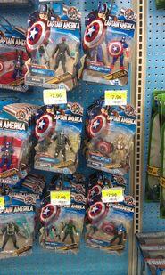 Captain America stock