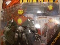 Ultimate Iron Man Heads