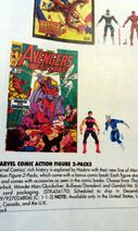 Quicksilver Wonder Man