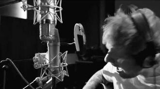 Ed Sheeran -- I See Fire -- The Hobbit The Desolation Of Smaug