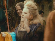 Megan Fairweather as Dwarf Trader