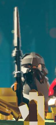 Armoured Dwarf Guard