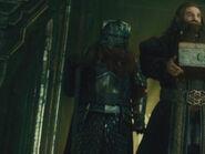Richard Whiteside as Erebor Dwarf Guard