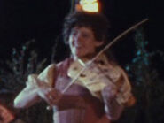 Liz Merton as Hobbit Band Member
