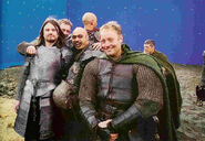 Gondor Soldiers Stunts and Henry