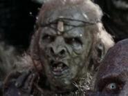 Lee Hartley as Hero Orcs (Fangorn Orc)