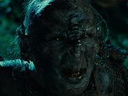 Lee Hartley as Hero Orc (Isengard)