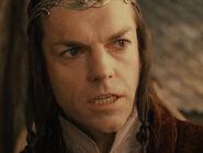 Hugo Weaving as Elrond (3rd Age) FOTR
