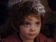Katie Jackson as Cute Young Hobbit