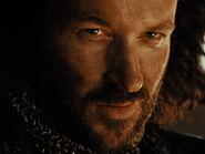 Hugo Weaving as Voice of Isildur