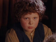 Unknown Extra 23 as Cute Hobbit Child