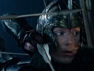Daniel Falconer as Elf Warrior
