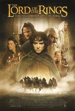 The Lord of the Rings - The Fellowship of the Ring Poster