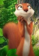 Andie Pretty In The Nut Job 2