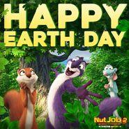 Happy Earth Day The Nut Job