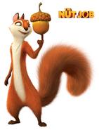 Andie Nut Job Poster
