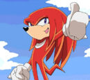 Knuckles Pan (TV Series)