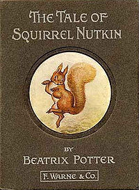 200px-The Tale of Squirrel Nutkin cover