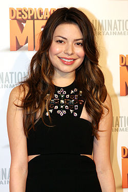 File:250px-Miranda Cosgrove at Despicable Me 2 red carpet movie premiere at Event Cinemas, Bondi Junction, Sydney, Australia.jpg