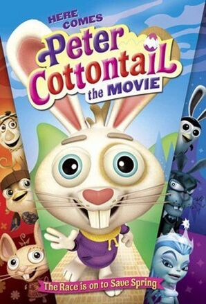 Here Comes Peter Cottontail The Movie cover