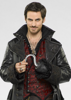 Captain Hook Once Upon A Time Peter Pan Wiki Fandom