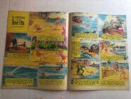 1973 Disneyland Comics Magazine No 142 International Version