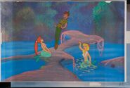 Peter and mermaids
