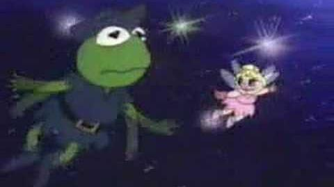Muppet Babies Kermit Pan - part 1 of 3