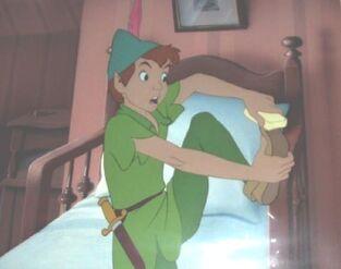 Peter Pan (Disney character)