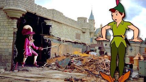Yesterworld The Untold History of Peter Pan's Flight - Disney's Most Popular Fantasyland Ride.