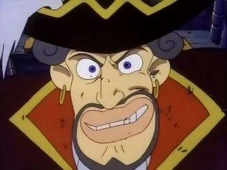 Captain Hook (Peter Pan no Bouken)