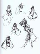 Hook sketch 6