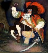 Roy Best Captain Hook