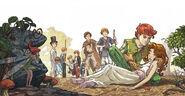 Peter Pan part 2 by Giacobino