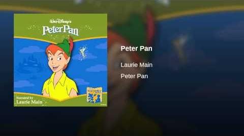 Peter Pan (Storyteller)