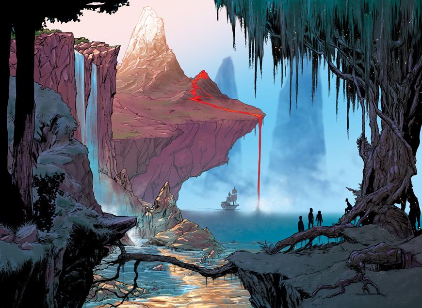 Image - Neverland by renaedeliz-d5yhjt4-1.jpg | Peter Pan Wiki ...