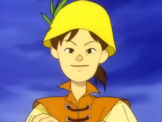 Peter Pan (Peter Pan no Bouken)