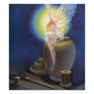 Book-illustration-of-tinkerbell-the-fairy-by-roy-best
