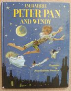 Peterpancover Illustrated by Anne Grahame Johnstone