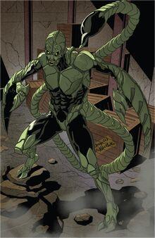 MacDonald Gargan (Earth-616) from Spider-Man 2099 Vol 2 3
